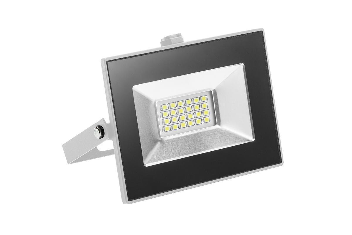 Proiector LED G-TECH 20W, 1400lm PF>0,9, RA>80, IP65, 6400K