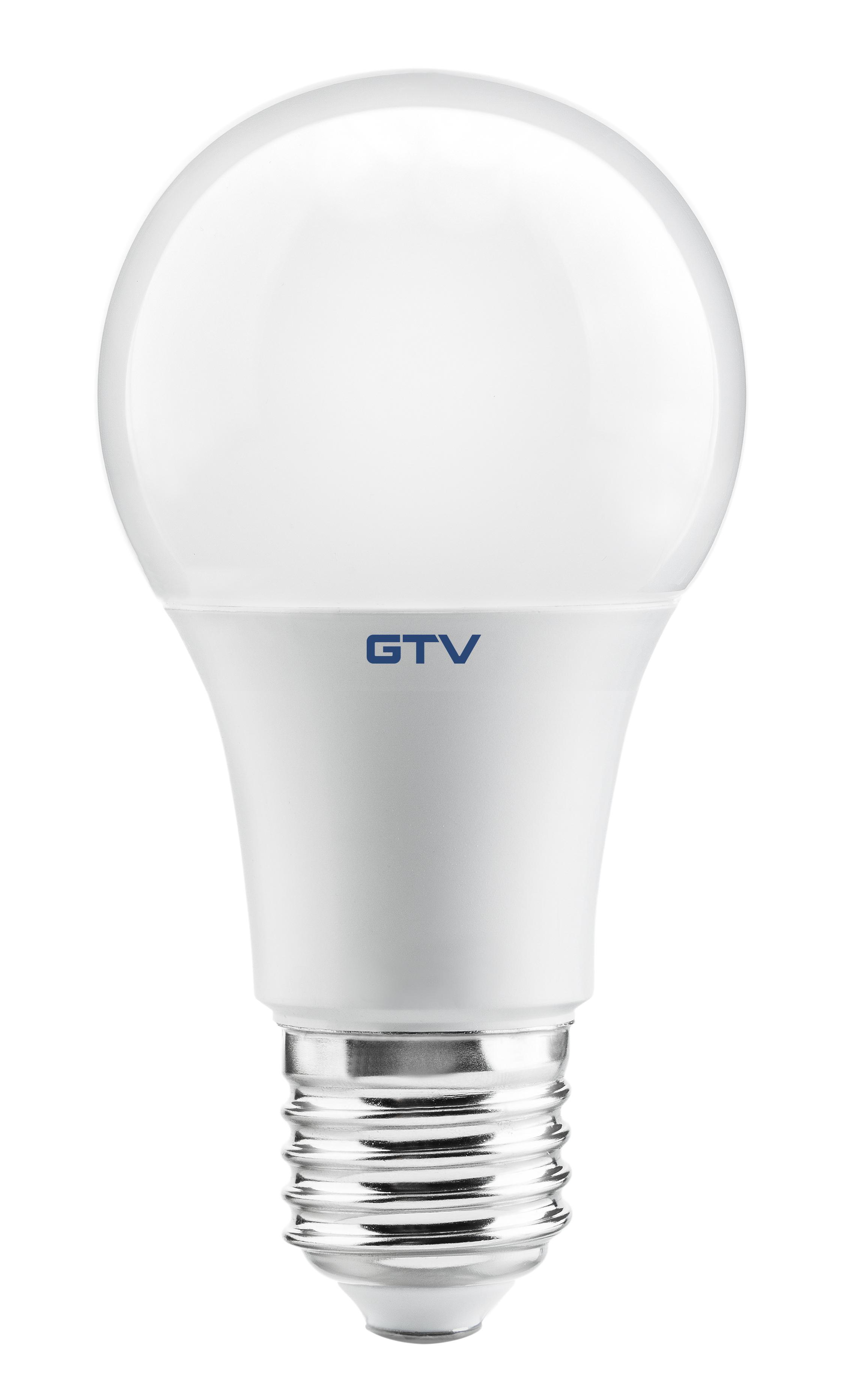 Bec LED A60, E27, 3 Culori, 3000K/4000K/6400K