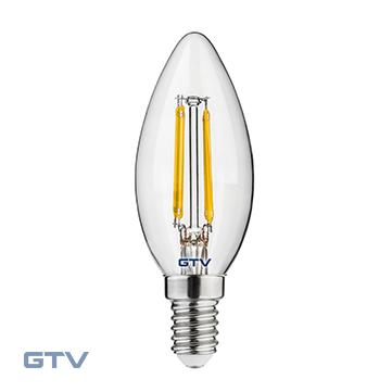 Bec LED Filament 5W E14 3000K