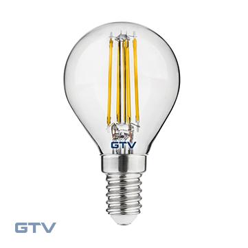 Bec LED Filament 5W E14 3000K G45