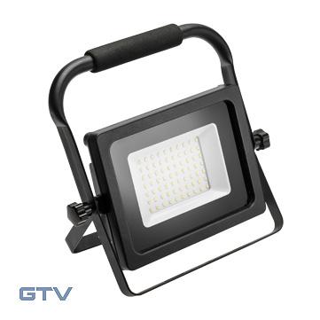 Proiector LED iNEXT (mobil) 50W 4000 lm, PF>0,9, RA>80, IP65