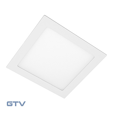 Corp LED MATIS (incastrat), 3000K, 19W, IP54, 1520lm