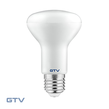 Bec LED R63, 3000K, E27, 8W, 120*, 650lm